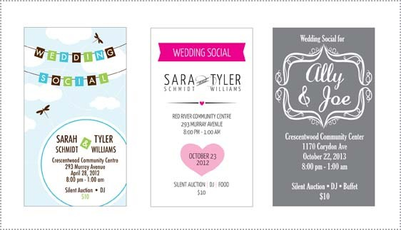 Romantic Wedding Invites as awesome invitation sample